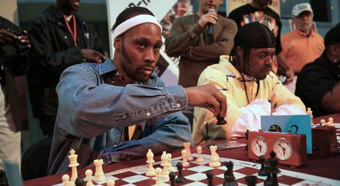 Rza To Defend His Title At Hip Hop Chess Federation