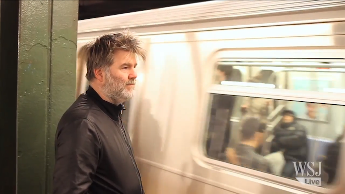 James Murphy launches campaign to bring music to New York subway