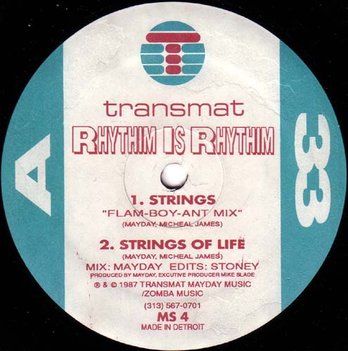 strings of life transmat