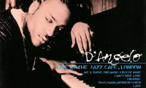 D'Angelo announces expanded reissue of 1996's Live At The Jazz Café