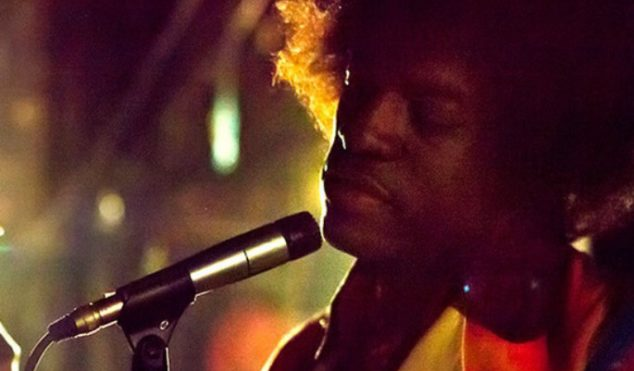 Watch a clip of Andre 3000 as Jimi Hendrix in upcoming biopic