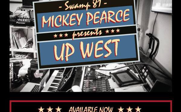 Download Mickey Pearce's beat tape for Swamp81, Up West