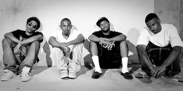 Top Dawg bosses hint at Black Hippy and Kendrick Lamar albums coming in 2014