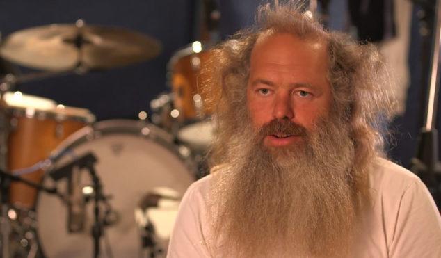 Rick Rubin receives lifetime achievement from David Lynch Foundation, talks transcendental meditation and music