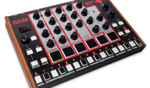 Akai unveils Rhythm Wolf drum machine and bass synth, new APC40 controller and more