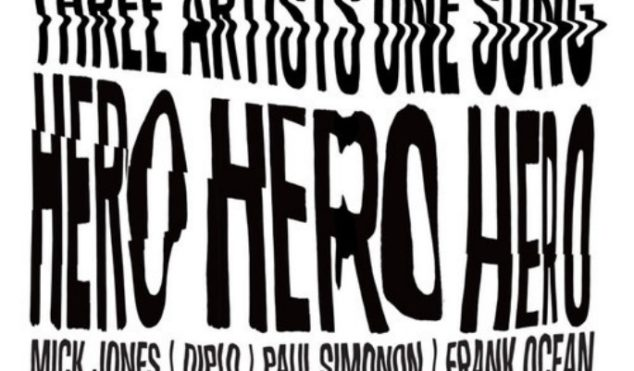 Frank Ocean, Diplo and half of The Clash unveil their collaboration 'Hero'