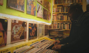 Record Shopping with… Kevin Saunderson