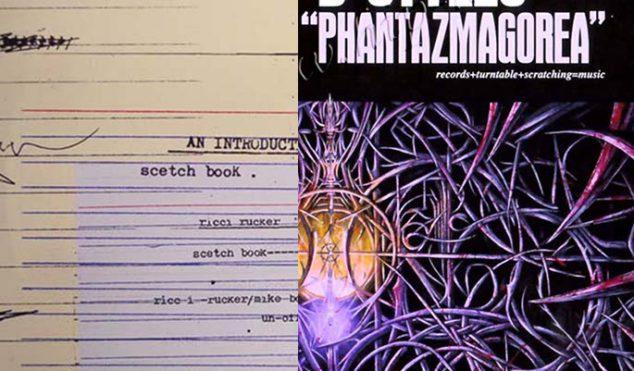 Forgotten Classics: D-Styles' Phantazmagoria & Ricci Rucker & Mike Boo's Scetchbook