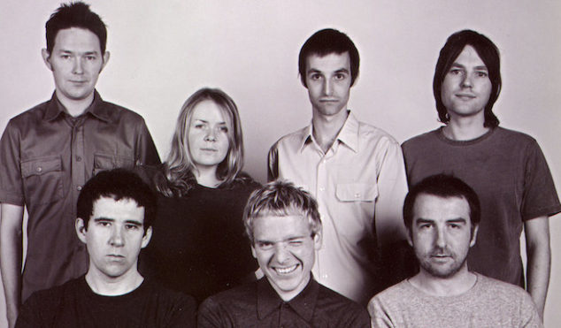 Belle and Sebastian to score show starring Matthew Perry