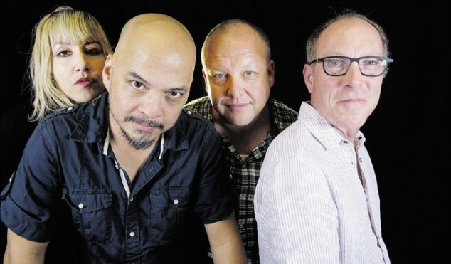 Pixies announce first new album since 1991, Indie Cindy