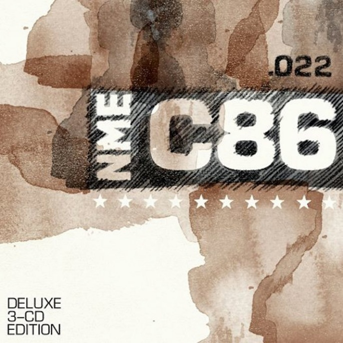 NME's historic C86 compilation reissued with additional 50 tracks