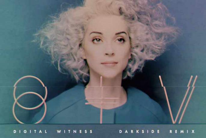 Hear Darkside's spooky remix of St Vincent's 'Digital Witness'