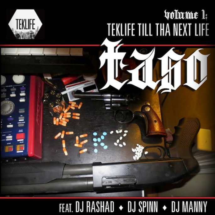 Download a track from DJ Rashad, DJ Spinn and Taso from Teklife Till Tha Next Life Vol. 1