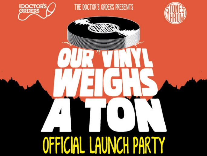 Peanut Butter Wolf to host London launch party for Stones Throw documentary