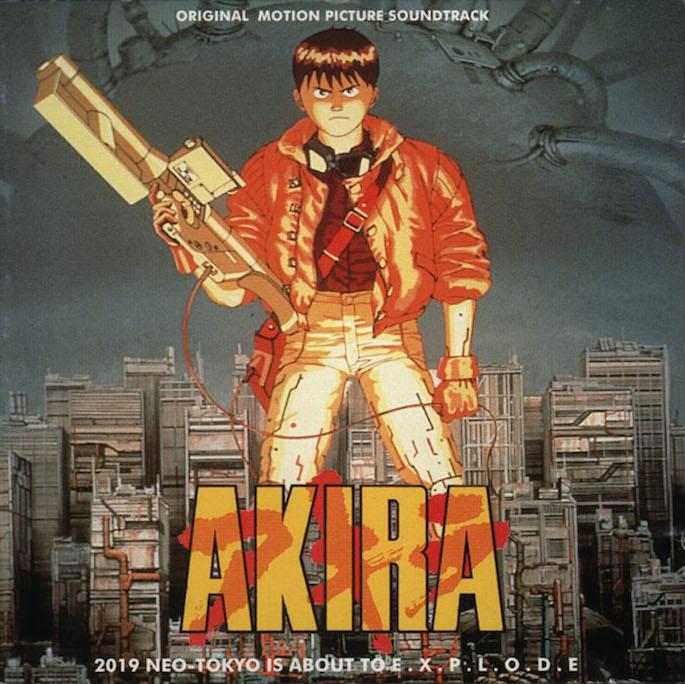 <em>Akira</em> soundtrack reissued on vinyl