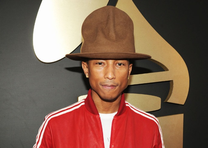 Pharrell's Grammys hat bought by Arby's restaurant chain for $44,000