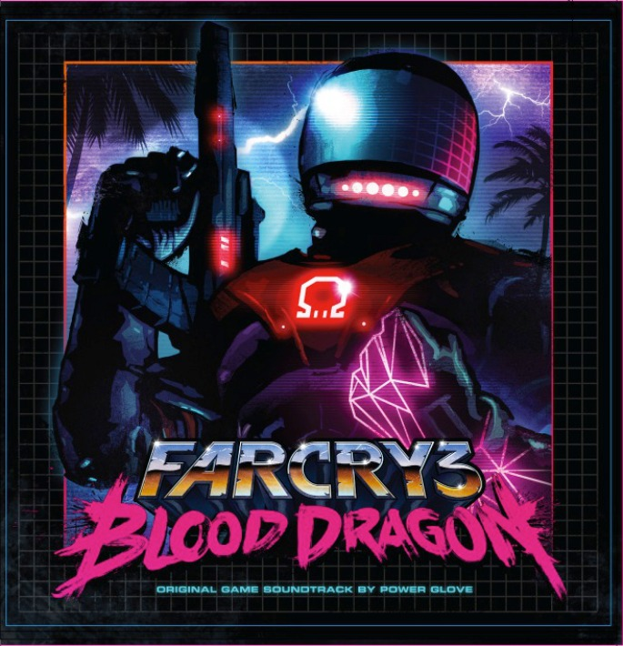 Invada To Release Far Cry 3 Blood Dragon Soundtrack For