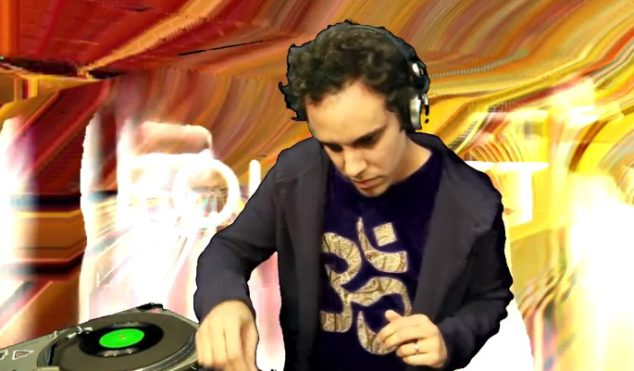 Watch sets by Four Tet, Daphni and Pearson Sound on Just Jam