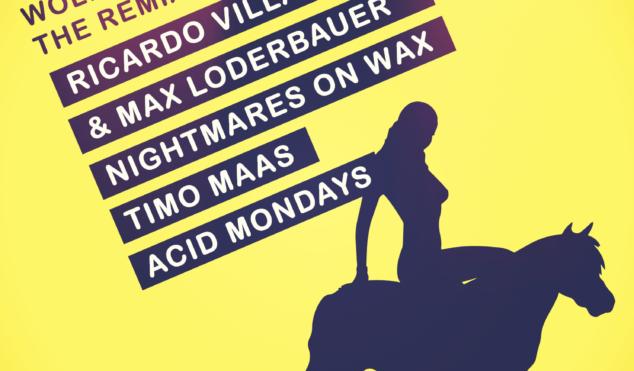 Stream Ricardo Villalobos and Max Loderbauer's remix of jazz luminary Wolfgang Haffner's 'Bing'