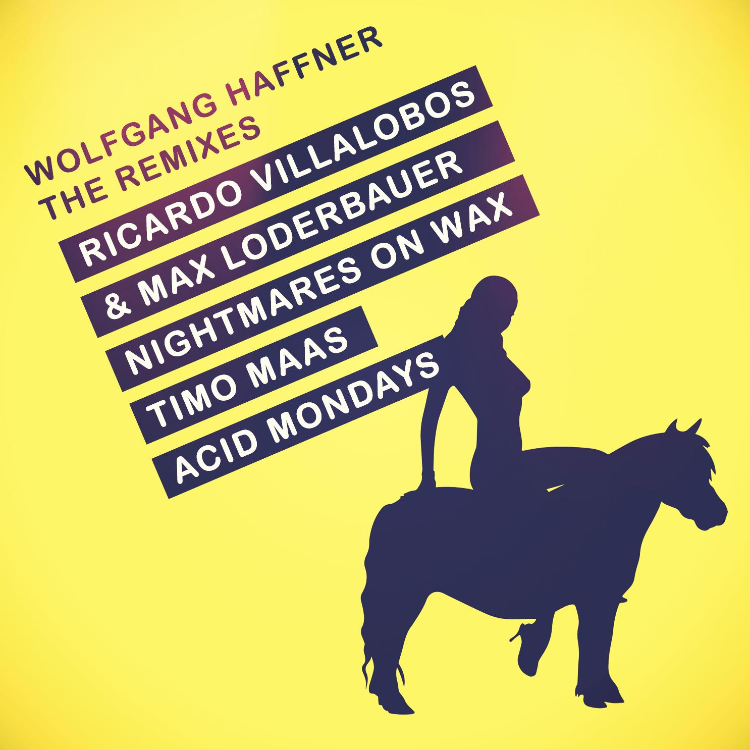Stream Ricardo Villalobos and Max Loderbauer's remix of Wolfgang Haffner's 'Bing'