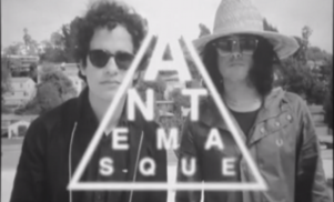 The Mars Volta and Flea form new supergroup, Antemasque