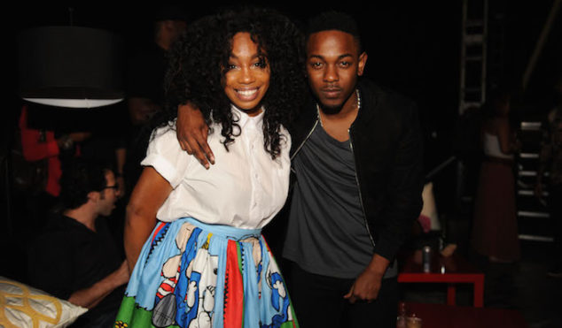 Listen to SZA's 'Babylon', featuring Kendrick Lamar
