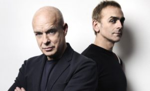 Stream Brian Eno and Karl Hyde's new album Someday World