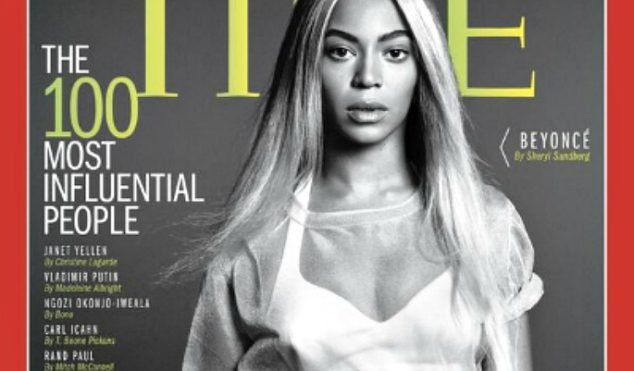 Beyoncé, Miley and Pharrell among TIME's 100 Most Influential People; Dolly Parton and Justin Timberlake pen tributes