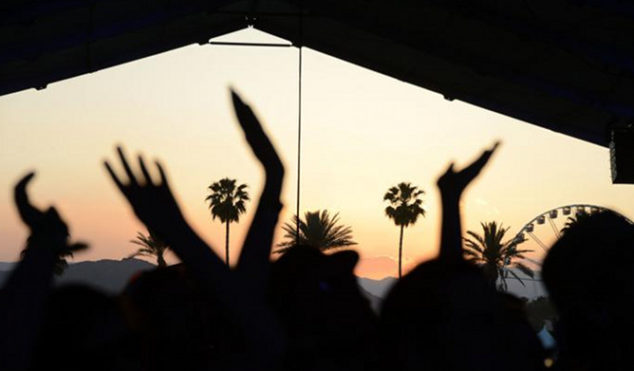 Acid, aliens and no bald phalanges: Joe Muggs does Coachella