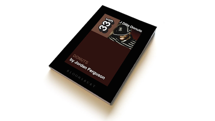 Read an excerpt of the 33 1/3 book about J Dilla's Donuts