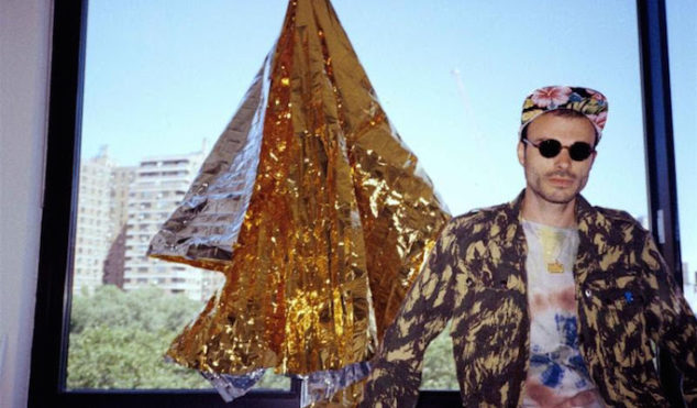 Joakim announces Tropics Of Love LP, shares vocoded Neil Young cover