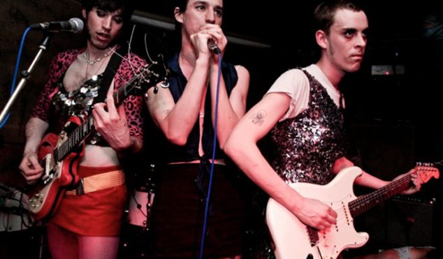 Party at the end of the world: an interview with Fat White Family