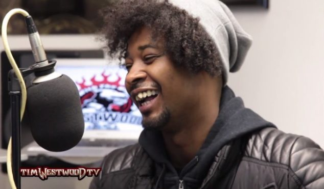 """Danny Brown on giving up syrup: """"I was getting too fat – you can't have a Gucci Mane belly and wear high-end fashion"""""""