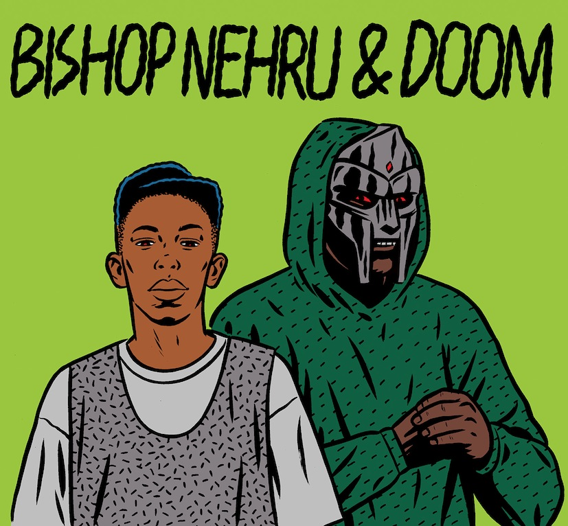 Bishop Nehru and DOOM are releasing an album