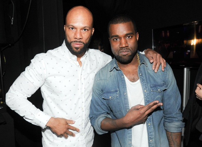 Kanye West and Common team up to create 20,000 jobs for Chicago youth
