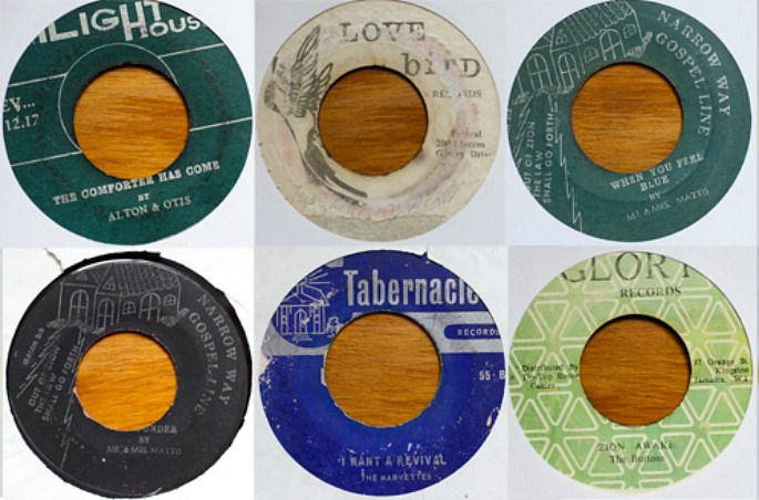 Stream two mixes of Jamaican gospel from the '60s