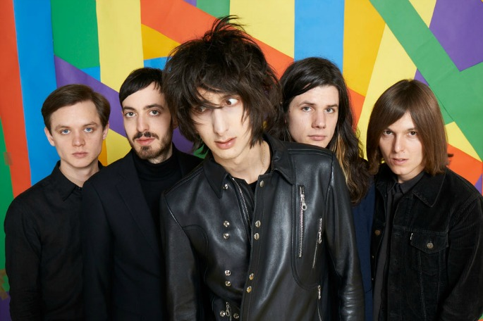 Hear The Horrors cover Frankie Knuckles' 'Your Love' live at Maida Vale