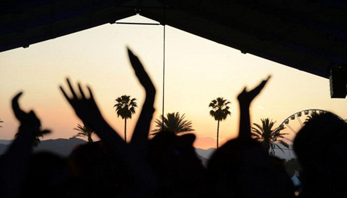 Sun, Skrillex and no bald phalanges: Joe Muggs does Coachella