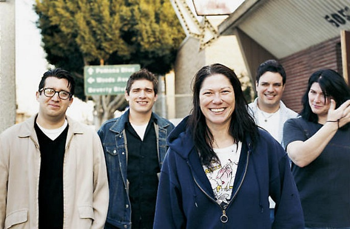 the breeders working on first album in six years fact magazine