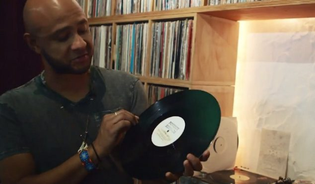 Watch a Nightmares on Wax mini-documentary directed by Rollo Jackson