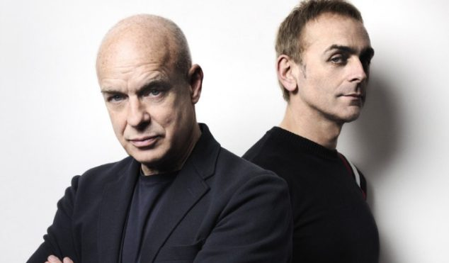 Brian Eno and Karl Hyde release free augmented reality app