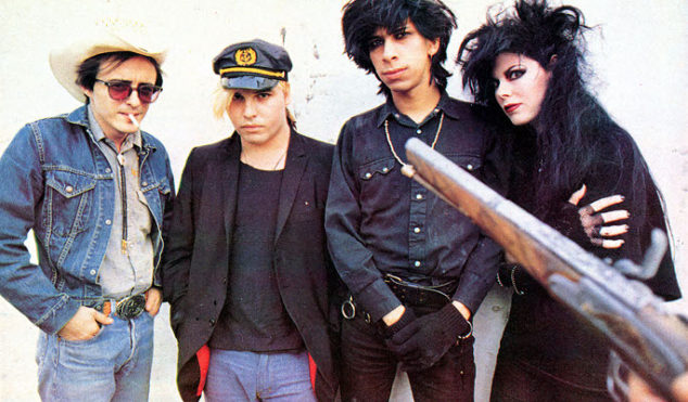 Superior Viaduct to reissue The Gun Club's 1981 debut Fire of Love