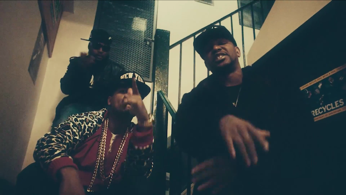 Cam'ron and Juelz Santana reunite on triumphant 'Dipshits', produced by A-Trak and Just Blaze