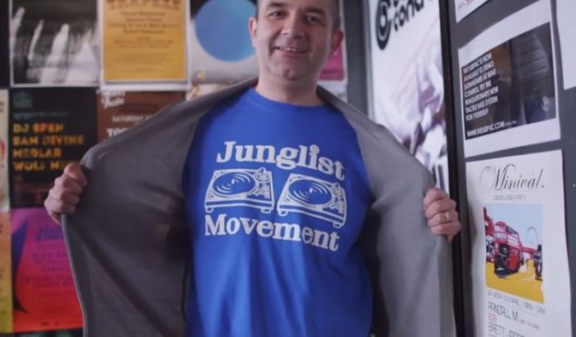 Watch a full-length documentary charting the rise and fall of jungle