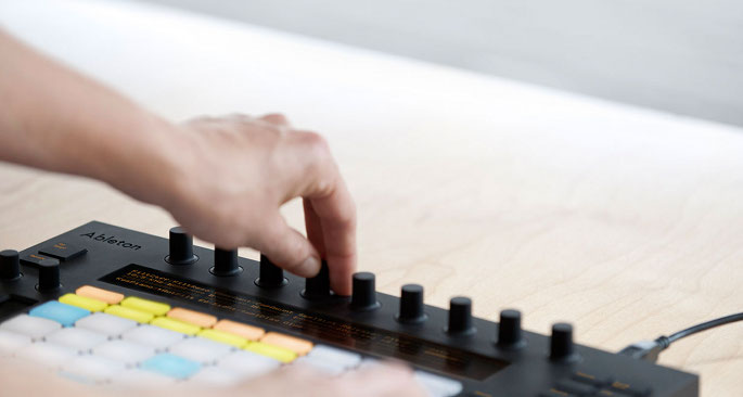 FACT Ableton Against the Clock Competition