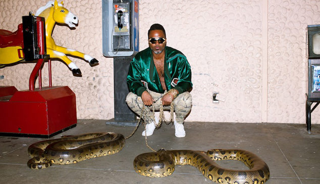 Shabazz Palaces share Lese Majesty artwork and tracklist; hear 'They Come In Gold'