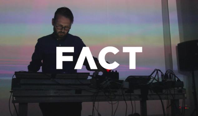 FACT TV at Mutek: Robert Lippok