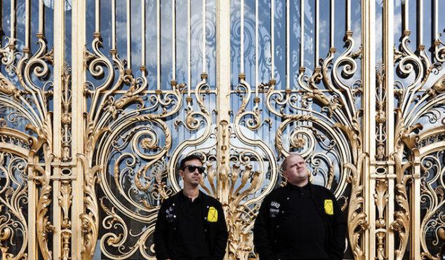 Sound Pellegrino ready club-focused compilation; stream Rabit's brutal 'Thug Rotorvator'