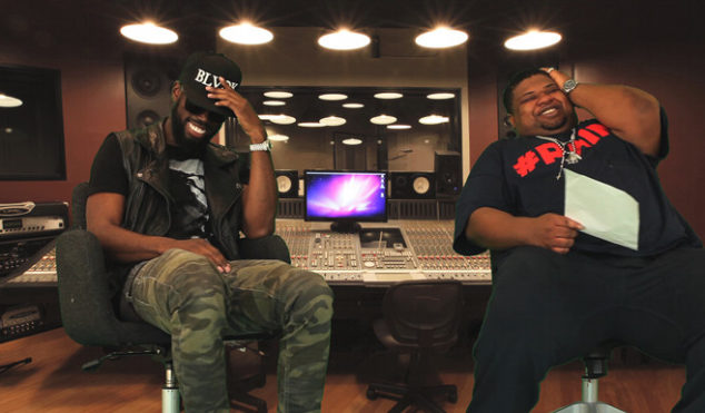 Big Narstie and Ghetts' Guide to Making It as a Rapper