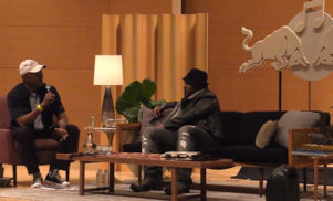 Watch D'Angelo in conversation for RBMA's 2014 Festival New York